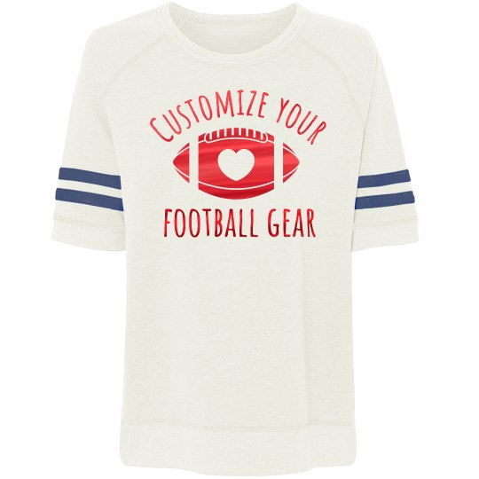 Customize Football Sweatshirts