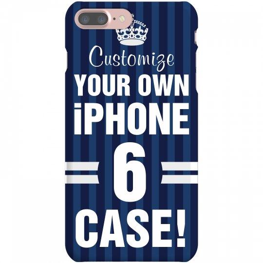Customize iPhone 6 Cases