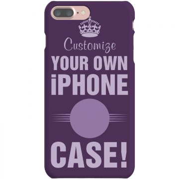 Customize iPhone Cases