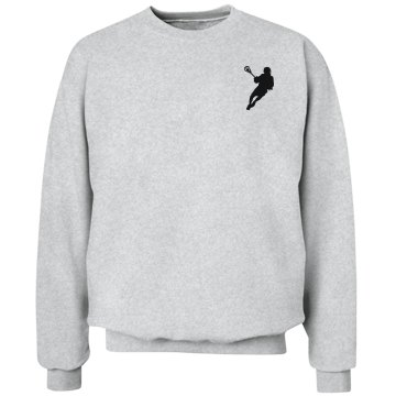 Customize lacrosse sweatshirt