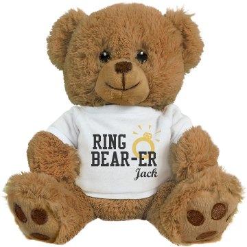 Customize Ring Bear-er