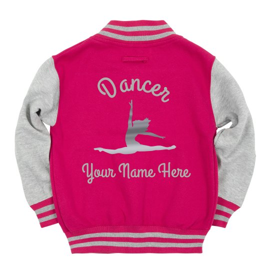Customize This Dance Jacket