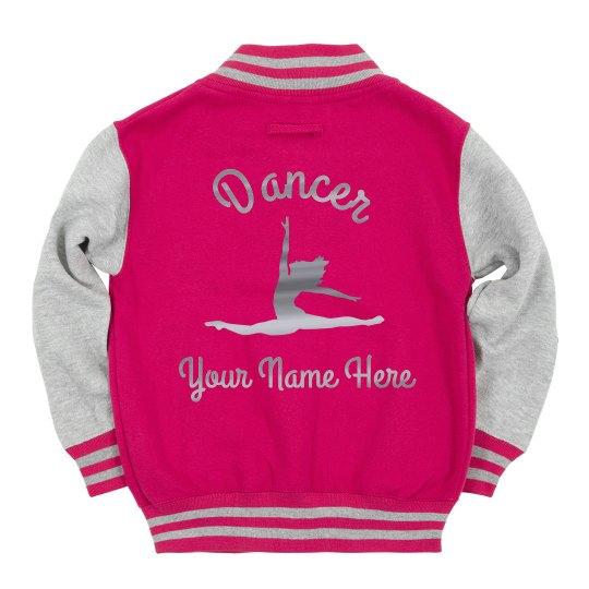 Customize This Dance Jacket
