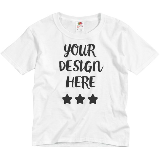 Customize Your Own Design With No Minimums