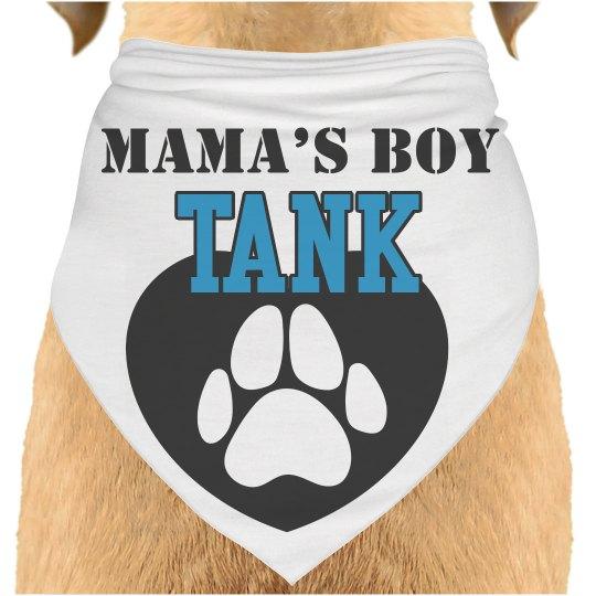 Customized Mama's Boy
