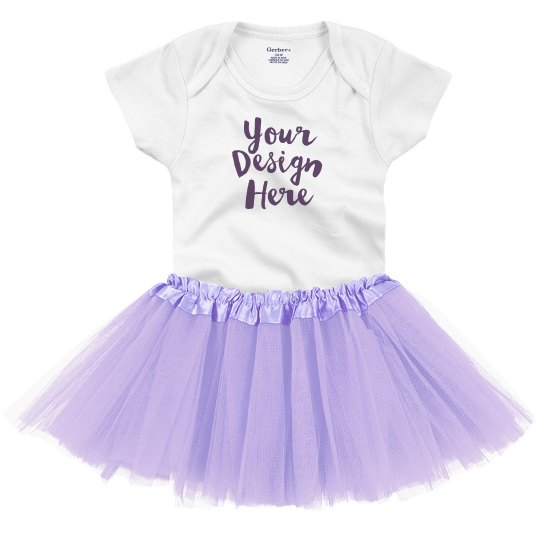 Customized Tutu Set