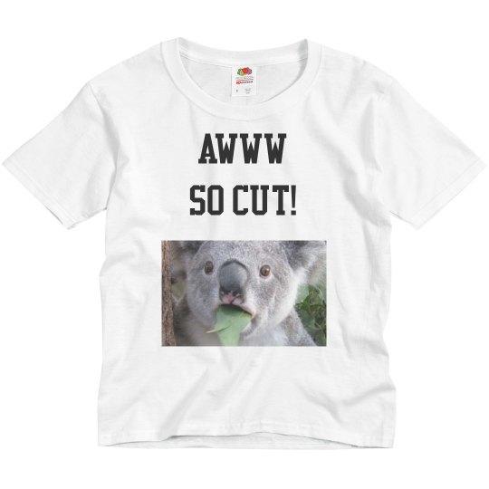 cut coala