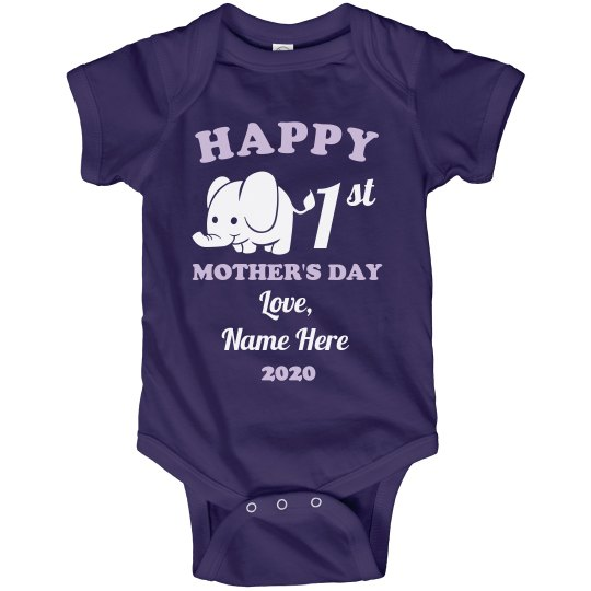 Cute 1st Mother's Day