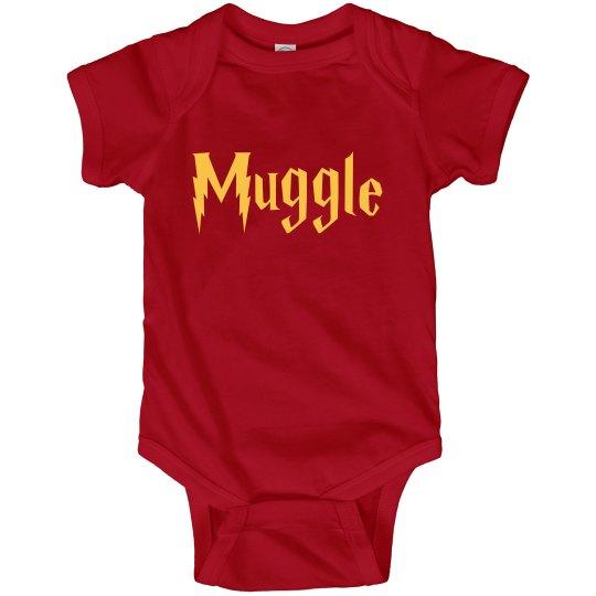 Cute Baby Muggle Costume