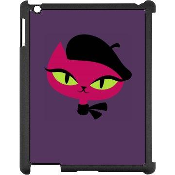 Cute Cat iPad Case