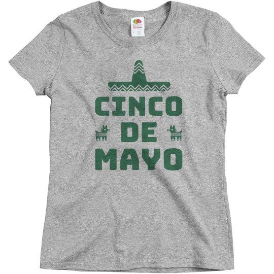 Cute Cinco De Mayo Celebration