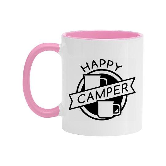 Cute Colored Camper Mug