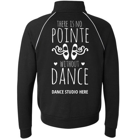 Cute Custom Dance Studio Apparel