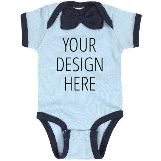 Cute Custom Design Baby Gift