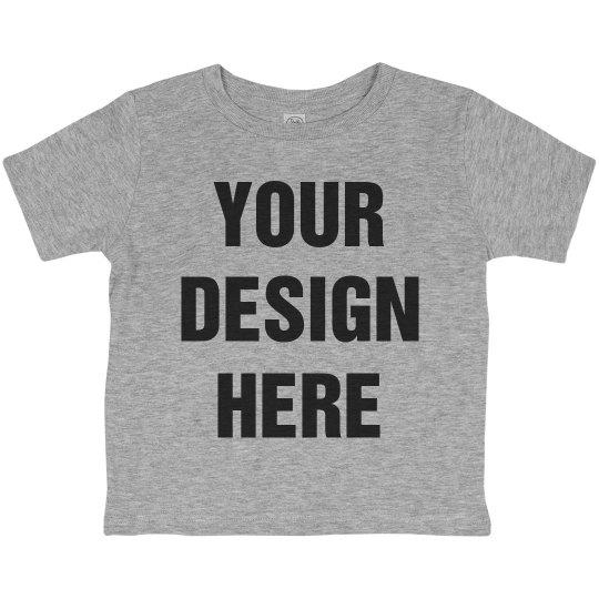 Cute Custom Toddler Shirts