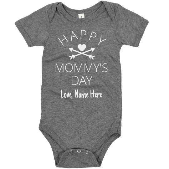 Cute First Mother's Day Bodysuit