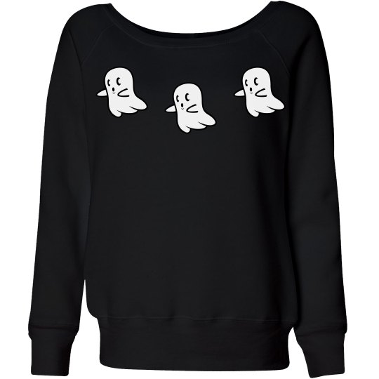 Cute Ghosts Sweater