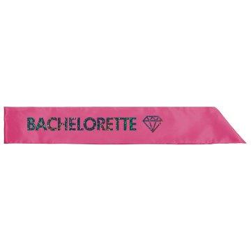 Cute Glittery Bachelorette