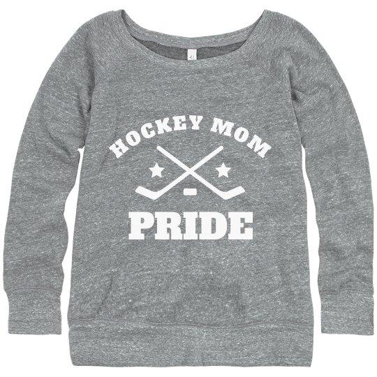 Cute Hockey Mom Pride Fashion