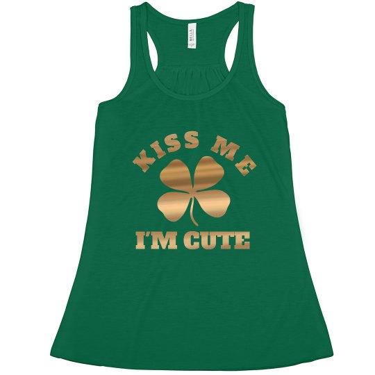 Cute Irish And Shiny