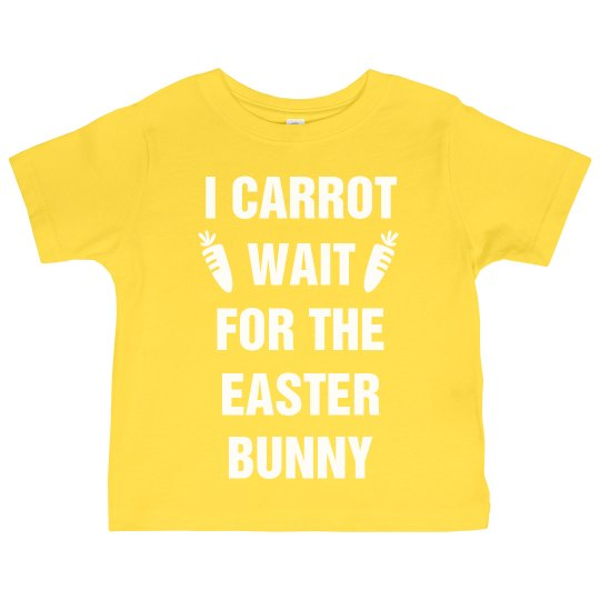 Cute Kids Shirts Easter Puns