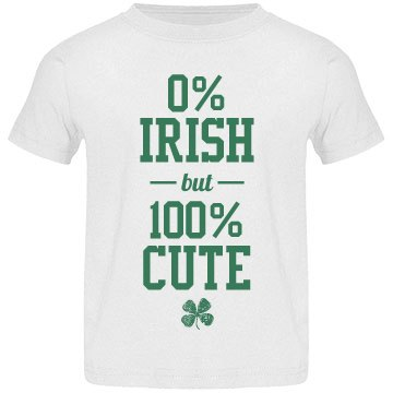 Cute St Patricks Day Toddler
