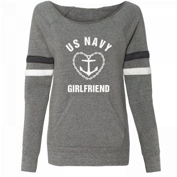 Cute US Navy Girlfriend