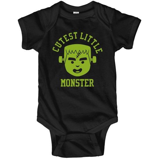 Cutest Little Monster