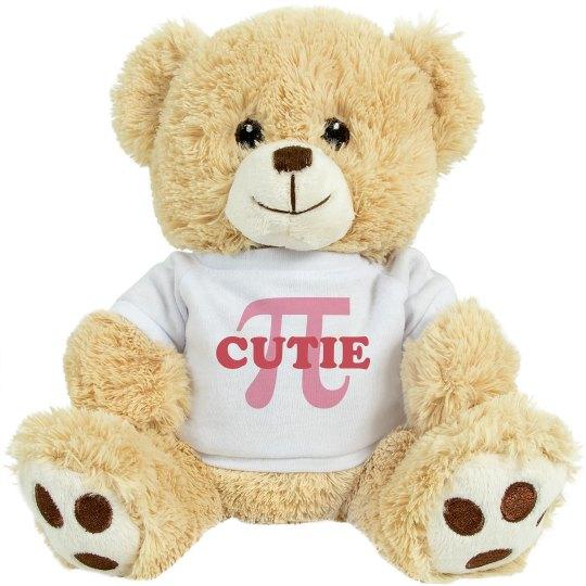 Cutie Pie Bear