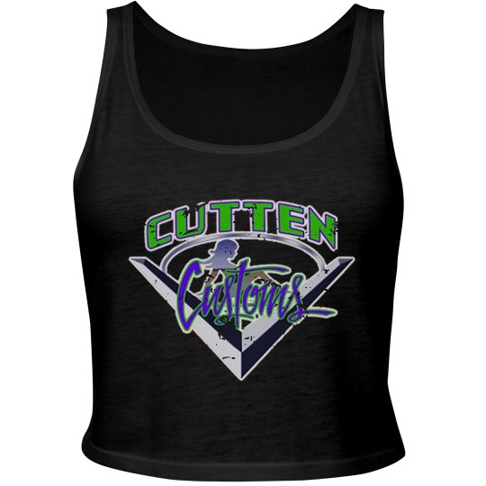 Cutten Customs Ladies Crop