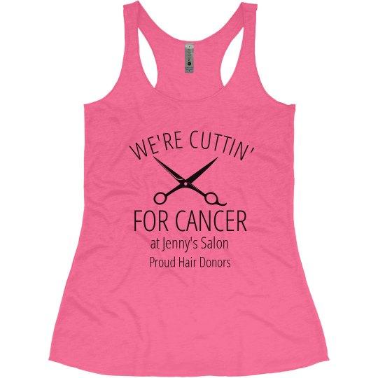 Cuttin' for Cancer