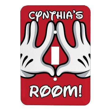 Cynthia's Swag Room