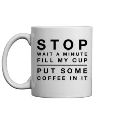 Fill My Cup