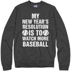 Baseball Resolution