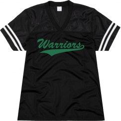Hawaii rainbow warriors shirt.