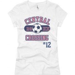 Soccer Player #12