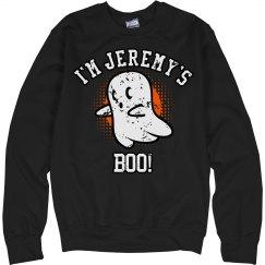 Custom Name Boo