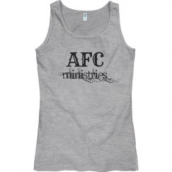 AFC Pink TT w/blk letters