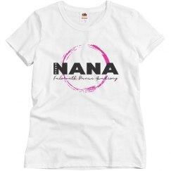 FDA Dance Nana - White