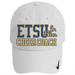 Cheer coach hat