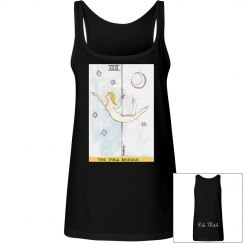 Pole Dancer Tarot Card Tank