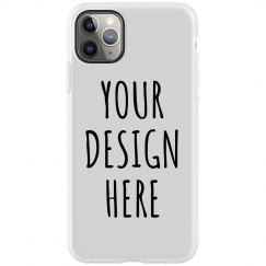 Create a Custom iPhone 11 Pro Flexi Phone Case