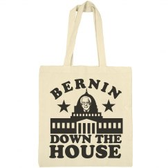 Bernin Down the House with Bernie Sanders