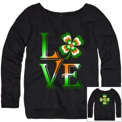 Love Ireland Clover