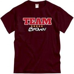 Team Brown