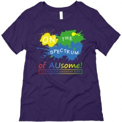 On the Spectrum of AUsome Autism Awareness Day