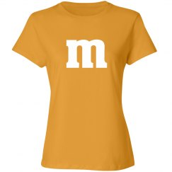 Halloween Orange Candy Shirt Costume
