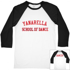 Yanarella Metallic Long Sleeve