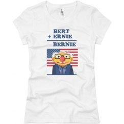 Bert & Ernie & Bernie