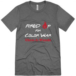 Boys Camp Fired Up Color War